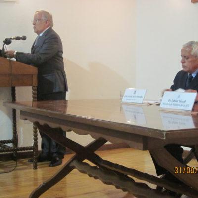 Dr. Fabián Corral