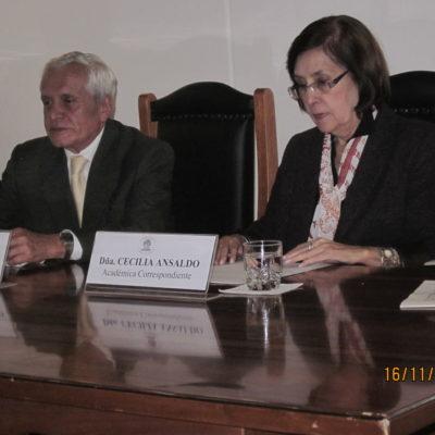 Dra. Cecilia Ansaldo