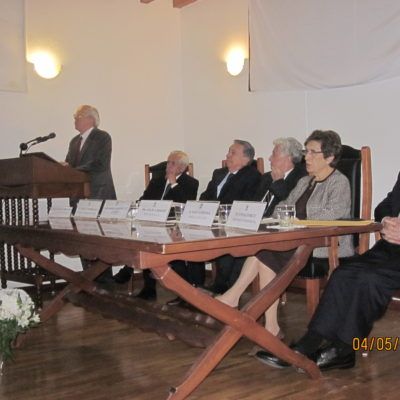 Homenaje a la memoria de D. Hernán Rodríguez Castelo