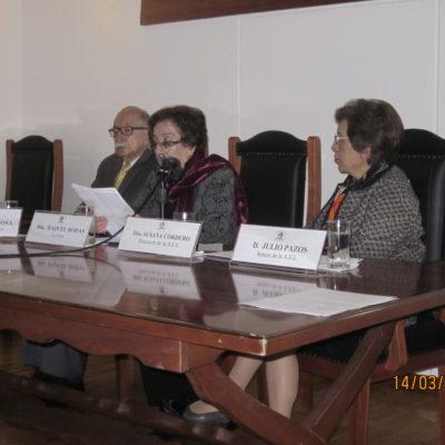 Mesa Redonda por el Día Internacional de la Mujer
