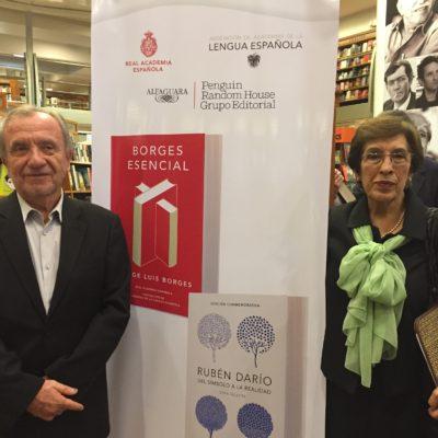 Presentación de Borges esencial y Del símbolo a la realidad,